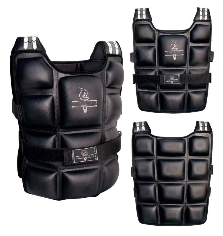 10 KG Weighted Vest